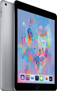 iPad Education WiFi 128GB spacegray