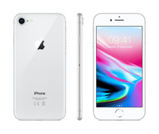 iPhone 8 64GB silber