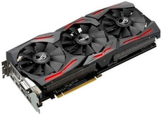 GeForce GTX1060 STRIX 6G