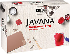 Javana Impression sur Tissu