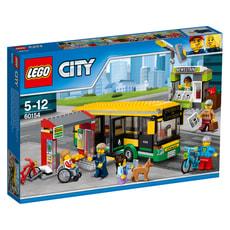 LEGO City Busbahnhof 60154