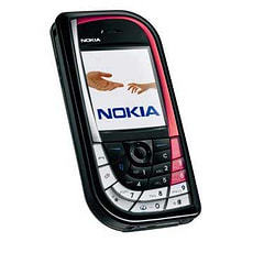 GSM NOKIA 7610 SCHWARZ