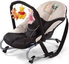 WIPPE BUNGEE DELUXE WP GARDEN CREME/BLAC