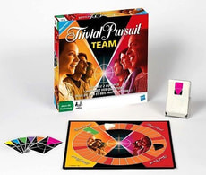 PARKER TRIVIAL PURSUIT TEAM