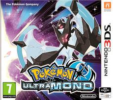 3DS - Pokémon Ultra-Lune