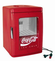 Coca Cola Mini Fridge 25