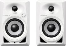 DM-40-W (1 Paar) - Weiss