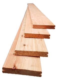Lame de terrasse en bois mélèze