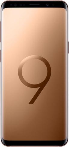 Galaxy S9 DUOS 256GB Sunrise Gold