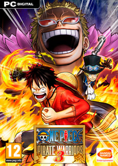 PC - One Piece: Pirate Warriors 3 - D/F/I