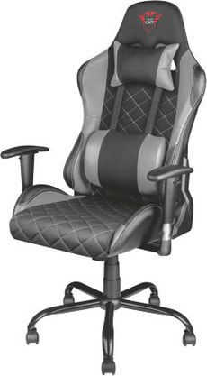 Resto GXT 707R Gaming Chair gris