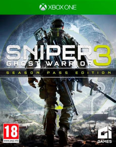 Xbox One - Sniper Ghost Warrior 3 Season Pass Edition