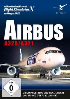 PC - Airbus A320/A321 (Add-On für FSX und Prepar3D V2)