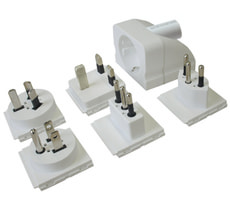 Adapter Set World - Europa