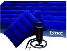 ITX QUEEN RAISED DOWNY AIRBED KIT