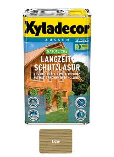 nat. vernis de protection à long terme Chêne clair 2.5 l