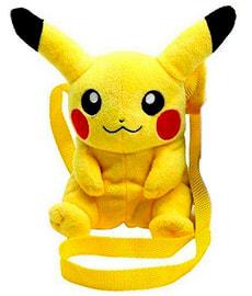 Pikachu Plüsch Schultertasche