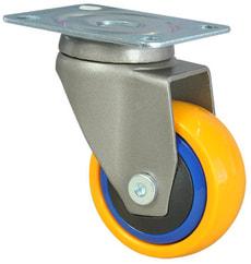 Roulette directionnelle 3C souple 30kg