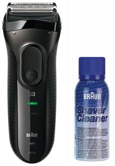 Rasoio 3-3020s + Spray