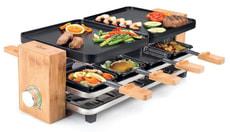 Koenig Raclette-Grill Bamboo 8er
