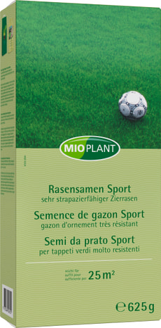 Rasensamen Sport, 25 m2