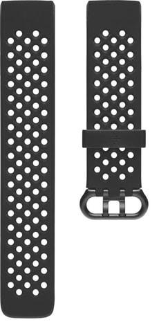 Charge 3 Cinturino Sport Nero Large