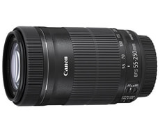 EF-S 55-250mm 4.0-5.6 IS STM