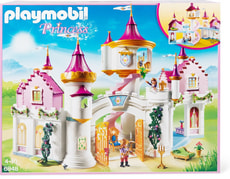 Playmobil Princess Prinzessinnenschloss 6848