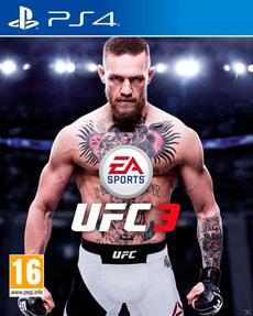 PS4 - EA Sports UFC 3 (E/D/F)