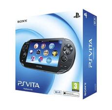 PS Vita Wi-Fi inkl. 8 GB Memory Card & Action Mega Pack