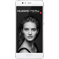 Huawei P10 Plus silber
