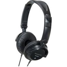 L-A-Panasonic RP-DJS200 black DJ-Kopfhör