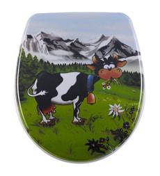 WC-Sitz Nice Cow