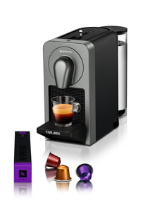 Turmix TX190 Prodigio Kaffeemaschine Titan