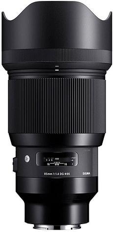 85mm F1,4 DG HSM Art (Sony-E)