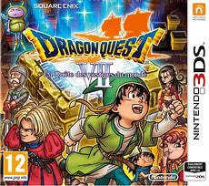 3DS - DRAGON QUEST VII: Fragmente der Vergangenheit