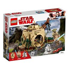 Lego Star Wars Yodas Hütte 75208