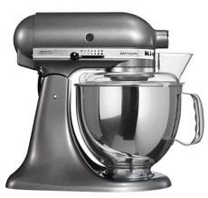 KSM 150 Küchenmaschine Silver