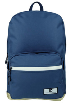 Simple Backpack Blueroom