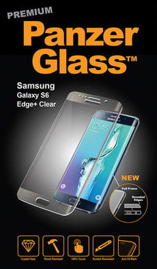 Premium Clear S6 Edge Plus