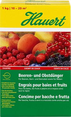 Beeren- und Obstdünger, 1 kg