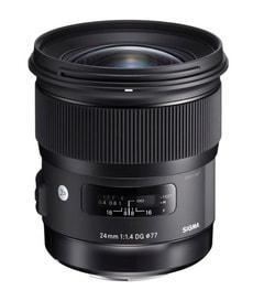 24mm F/1.4 DG HSM Art Objektiv zu Canon