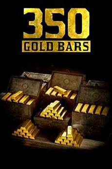 Xbox One - Red Dead Redemption 2 - 350 Goldbarren