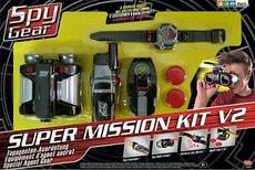 W9 SUPER MISSION KIT (VERSION 2)