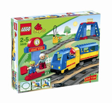 LEGO DUPLO IL NUOVO TRENO PASSEGGER 5608