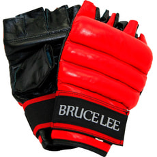 Boxing Mitt Cut Fingers Fingerlose Ballhandschuhe L