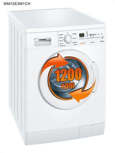 lavatrice WM12E3M1CH