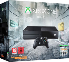 Xbox One 1TB inkl. Tom Clancy's: The Division