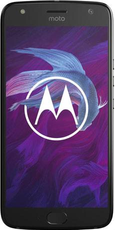 Motorola Moto X4 Dual SIM 32GB noir