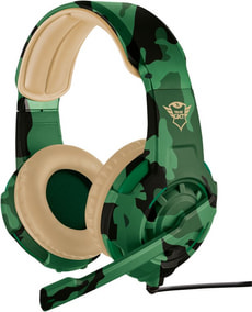 GXT 310C Radius Gaming Headset - Jungle Camo